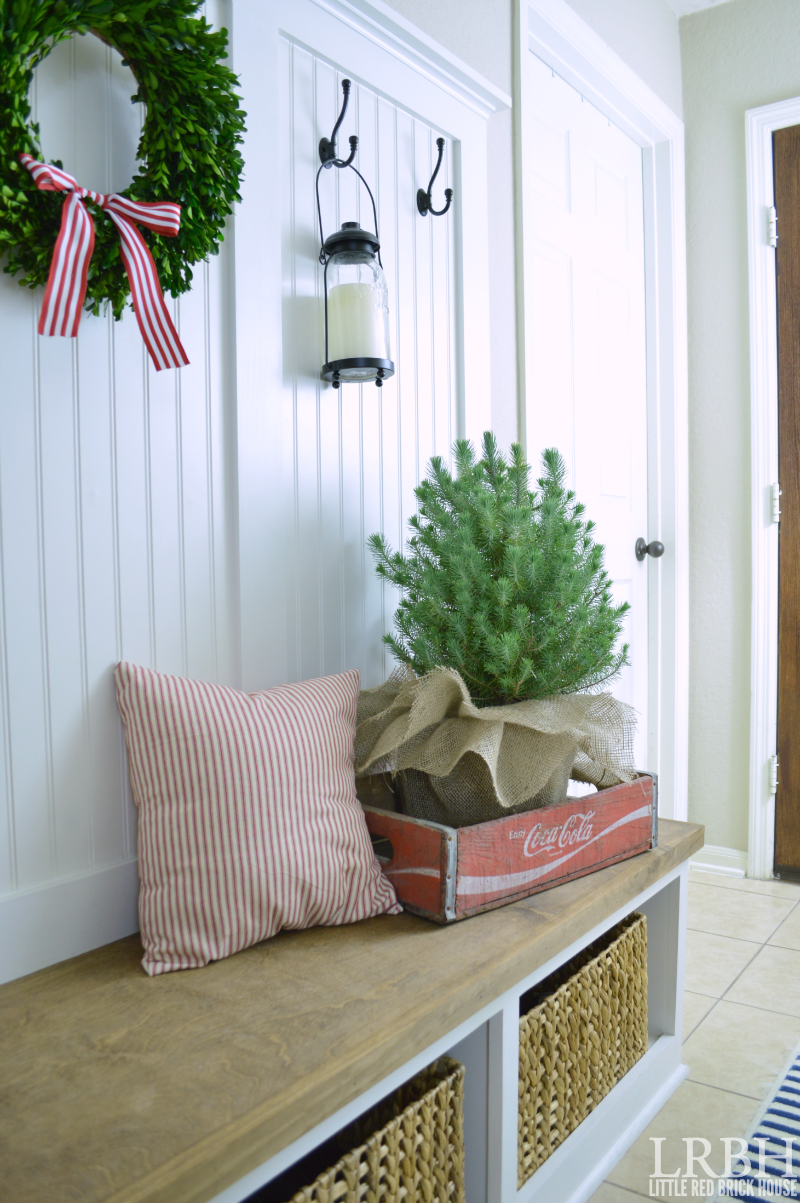 2015 Christmas Home Tour {Part One}